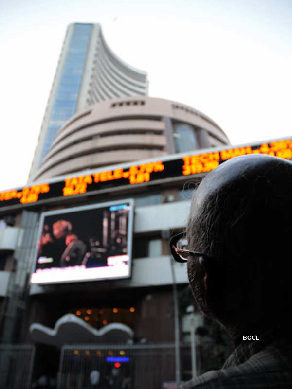 Sensex dives below 33,800-mark as markets turn choppy