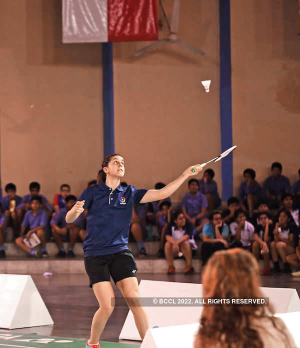 PBL improves my game says Carolina Marin