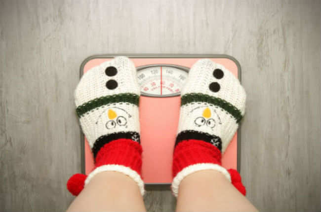 Lose weight in winter