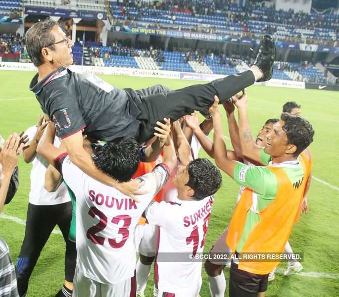 Sanjoy Sen no longer Mohun Bagan coach