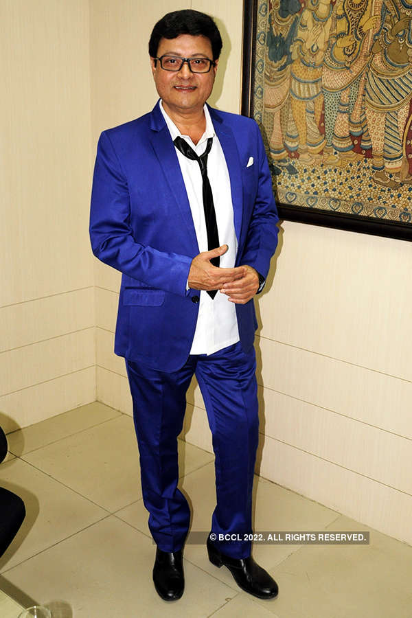 TV actor Sachin Pilgaonkar's photoshoot