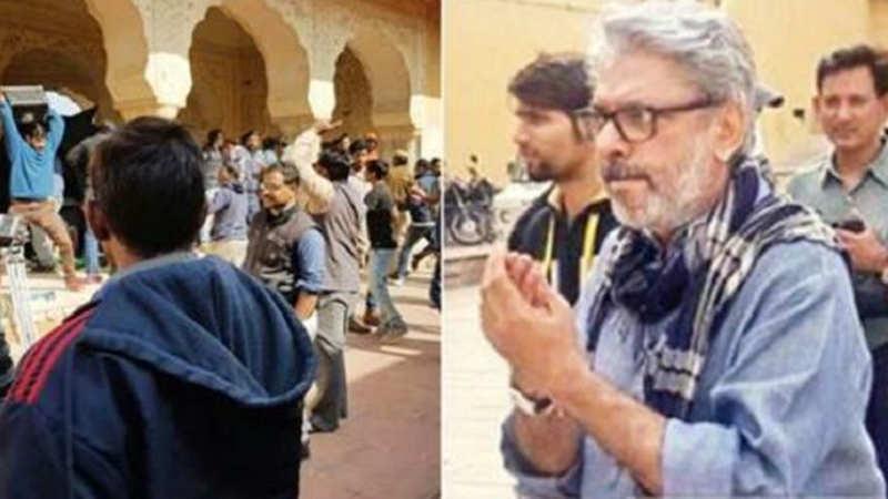Padmavati : Sanjay Leela Bhansali attacked by Karni Sena