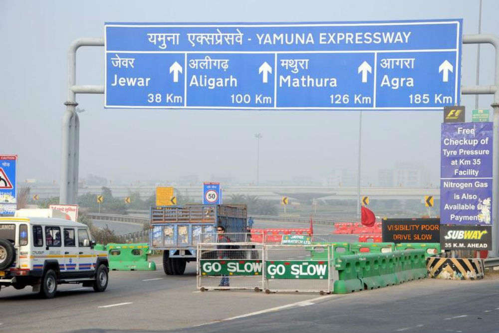 Lucknow-Agra expressway : Uttar Pradesh govt  to charge Rs