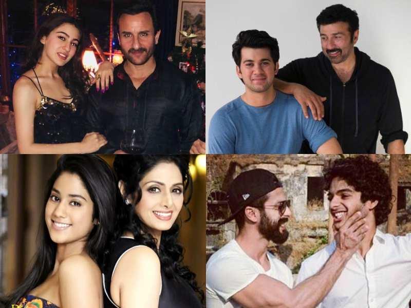Janhvi Kapoor to Sara Ali Khan: Star kids ready to make their Bollywood debut in 2018