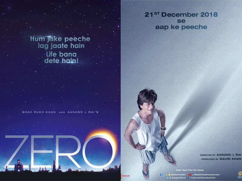zero interesting facts about the shah rukh khan starrer film