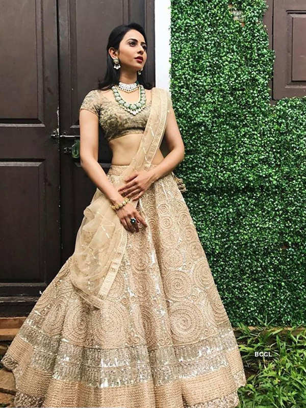 I speak Telugu better than Punjabi now: Rakul Preet