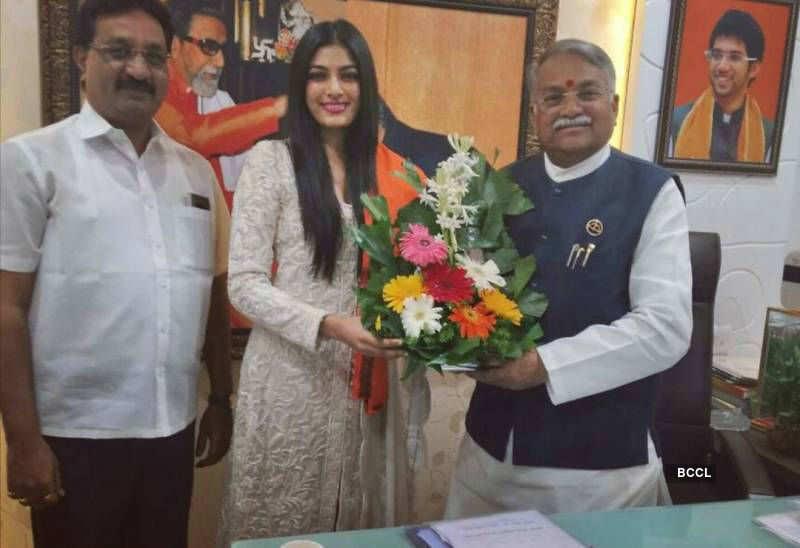 Naveli Deshmukh appointed Brand Ambassador Swachh Bharat for AMC