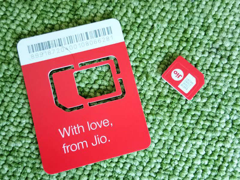 Reliance Jio revises two data plans, now offer 5GB data per