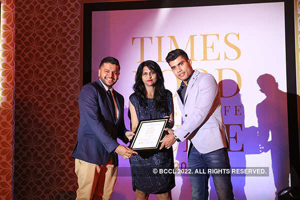 Times Food and Nightlife Awards '18 - Bengaluru: Winners
