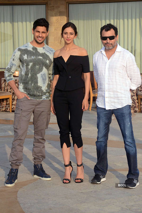 Aiyaary: Promotions