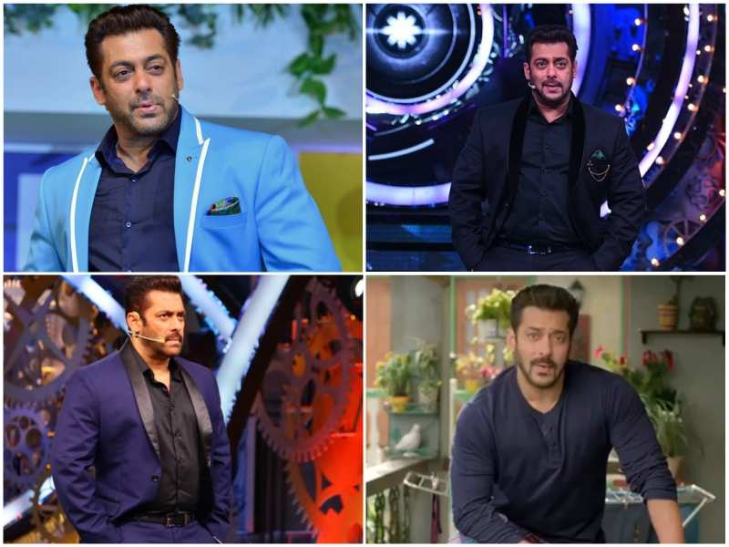 """Image result for bigg boss collage of salman khan as hoat"""""""