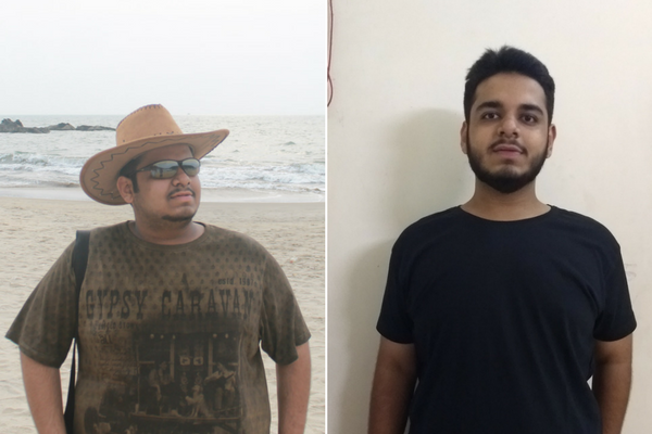 Weight Loss Story: Losing 45 kgs in 6 months, this 23-year