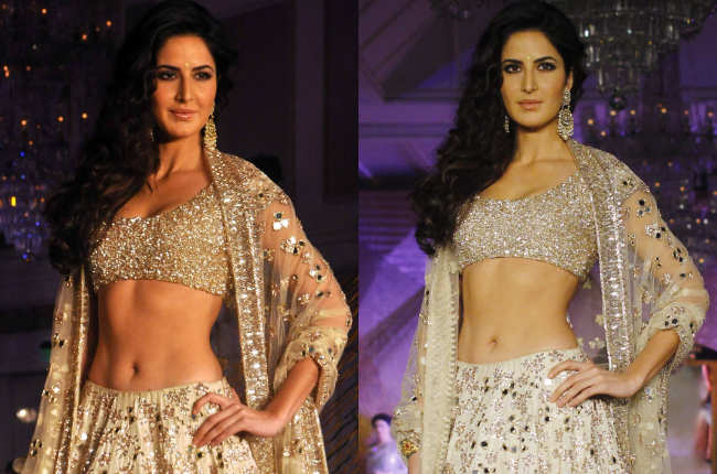Katrina Kaif Ethnic Dress Picture