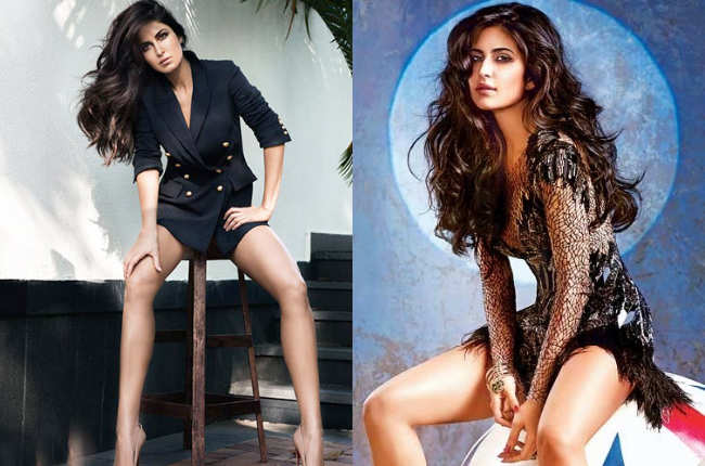 Katrina kaif black is the new sexy