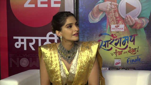Sonam Kapoor's epic reaction on Padmavat-Padman clash