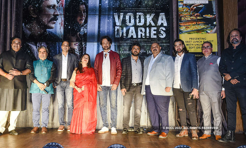 Vodka Diaries: Song launch