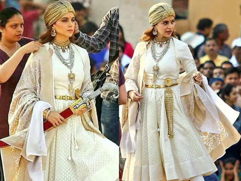 Manikarnika: The Queen of Jhansi Cast Trailer Release Date Review Income Poster