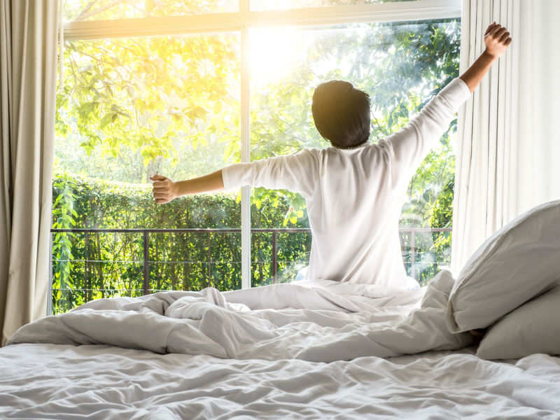 THIS is the best time to sleep and wake-up if you want to stay fit