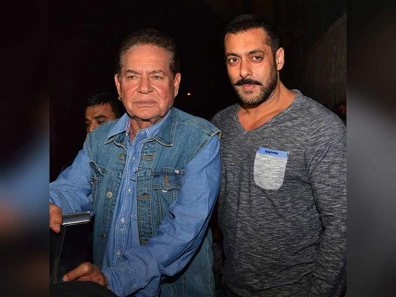 7634953ecd8 Salim Khan confirms death threats to Salman Khan by Rajasthan gangster