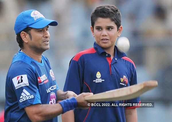 Arjun Tendulkar shines at Bradman Oval