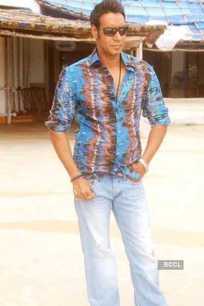 Ajay Devgan @ photo shoot