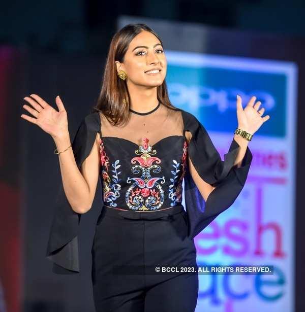Oppo Bombay Times Freshface 2017: Runner Ups
