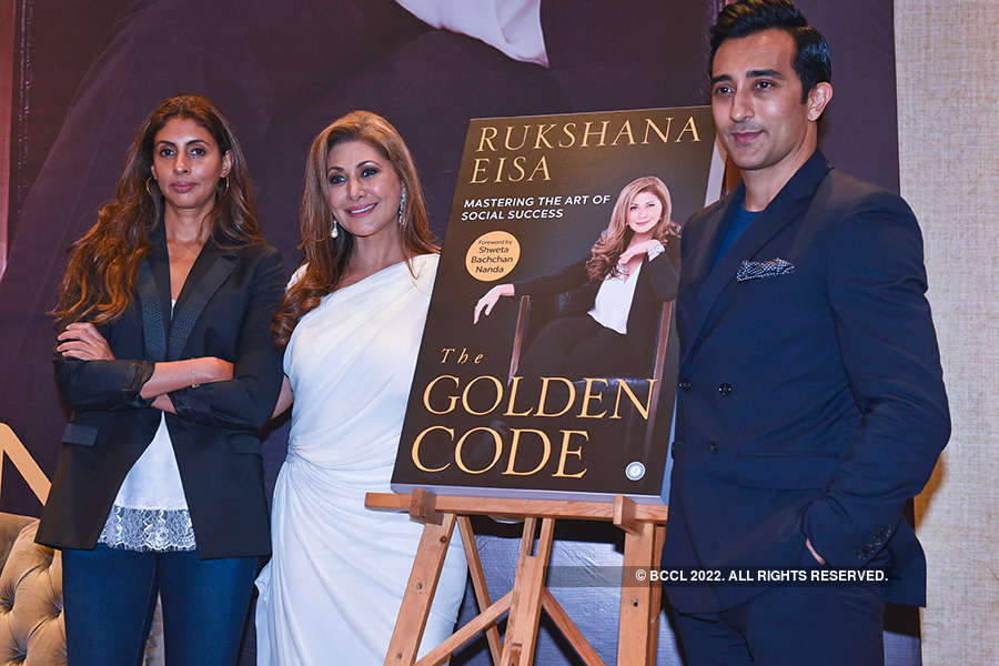 The Golden Code: Book launch