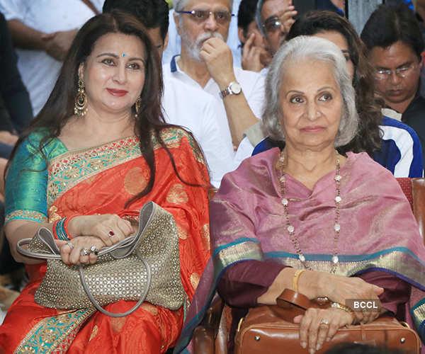 Shabana and Javed pay tribute to Kaifi Azmi