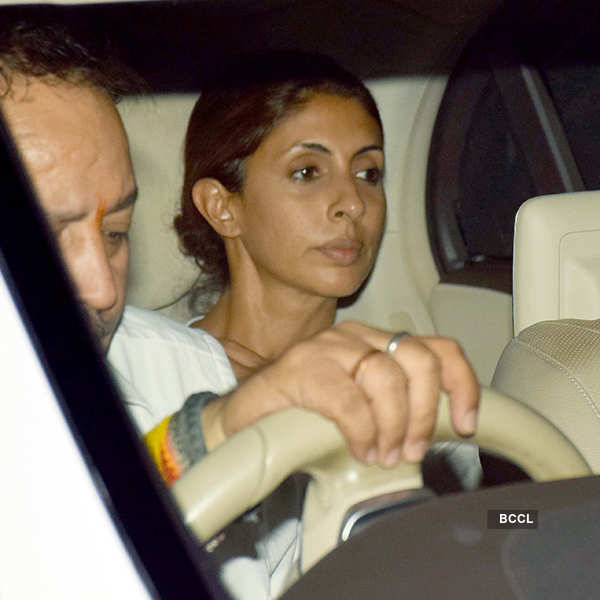 Celebs attend Ritu Nanda's party