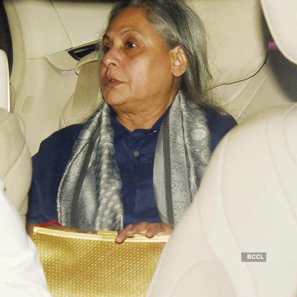 Celebs attend Ritu Nanda's party