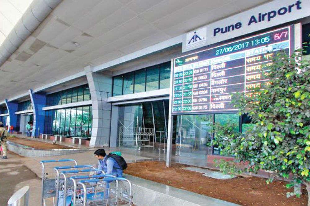 Pune Airport, Pune (PNQ)