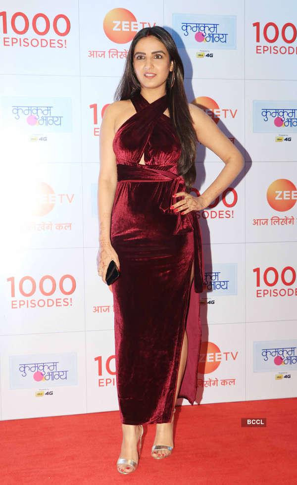Kumkum Bhagya completes 1000 episodes