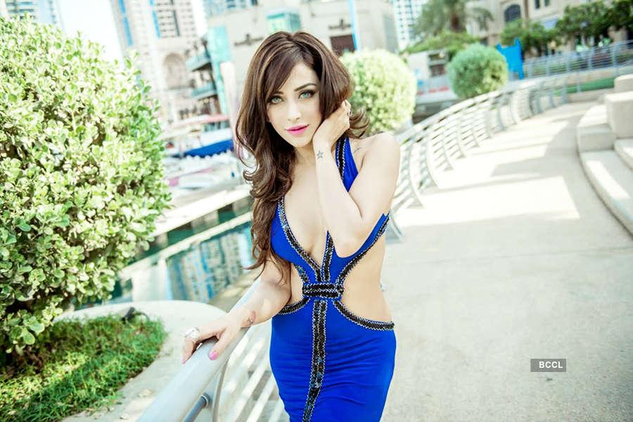 India's Next Superstars contestant Angela Krislinzki is already a Bollywood star