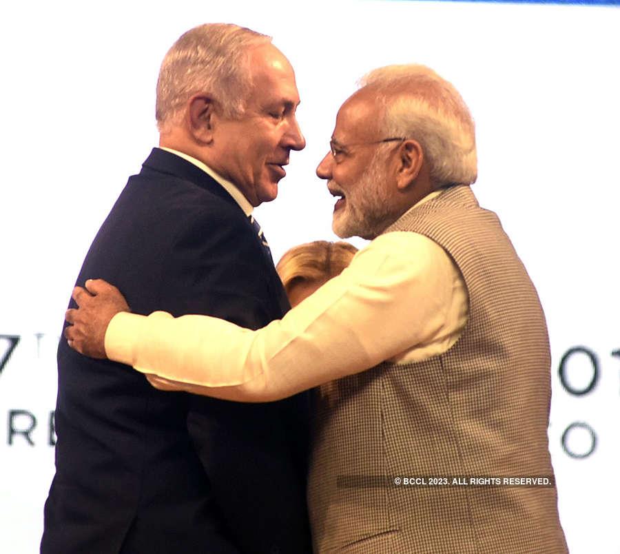 Modi, Netanyahu inaugurate iCreate Centre