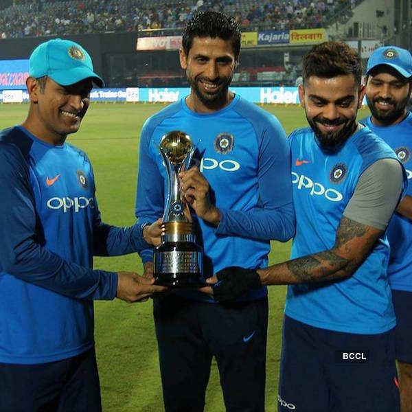 Virat Kohli is ICC Cricketer of the Year