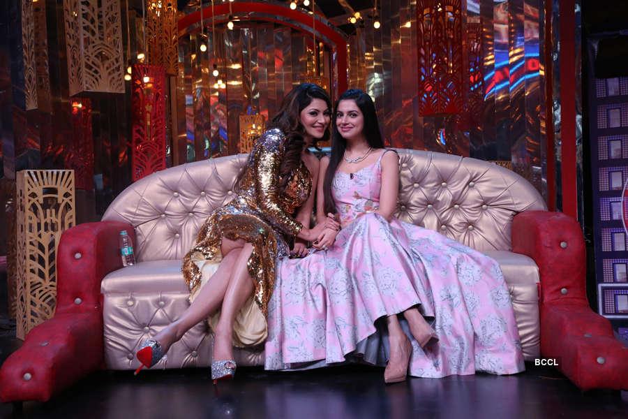 Entertainment Ki Raat: On the sets