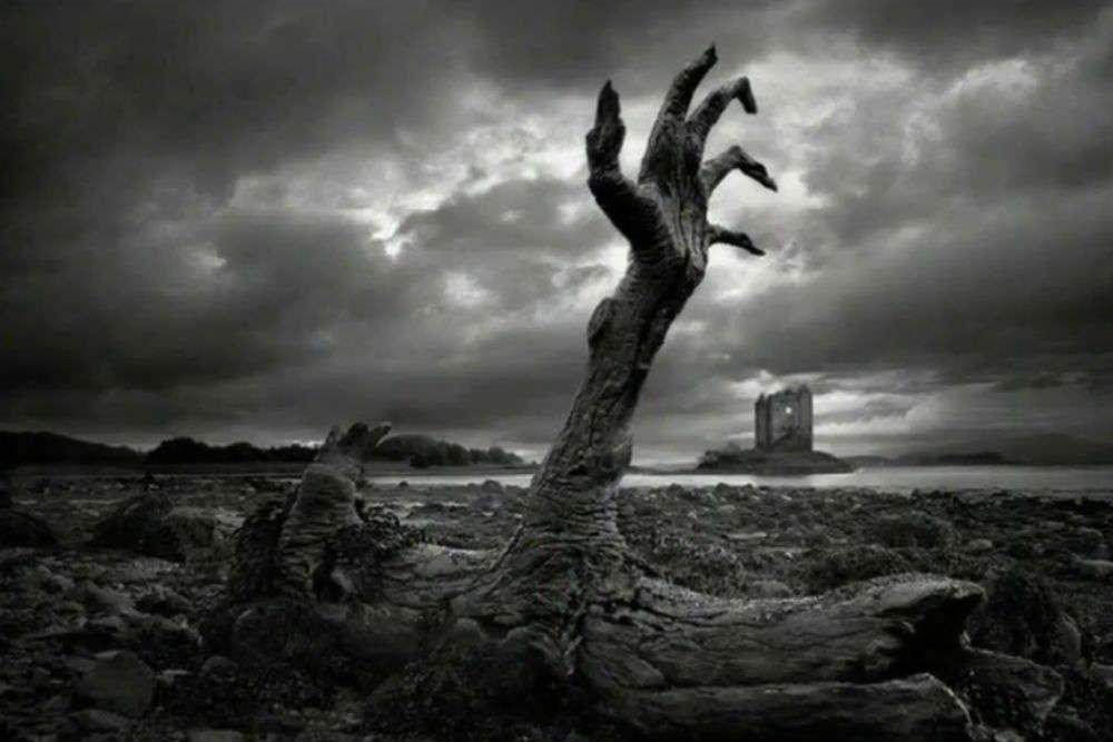 Haunted Beach : Dumas Beach in Gujarat | Most haunted places