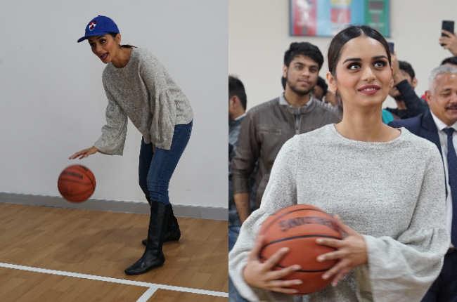 manushi basketball