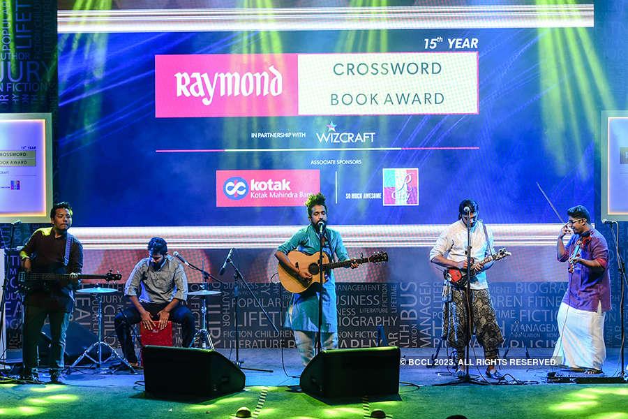 Raymonds Crossword Book Awards