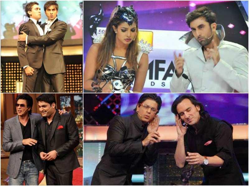 Filmfare Awards: Best hosts of all seasons