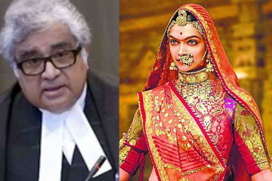 Advocate Harish Salve threatened of 'dire consequences' by Karni Sena if 'Padmaavat' releases on January 25 - 'Padmaavat': Incidents that made headlines about the Deepika Padukone-Ranveer Singh-Shahid Kapoor film  | The Times of India