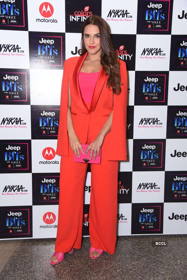 Neha Dhupia launches Vogue BFF's