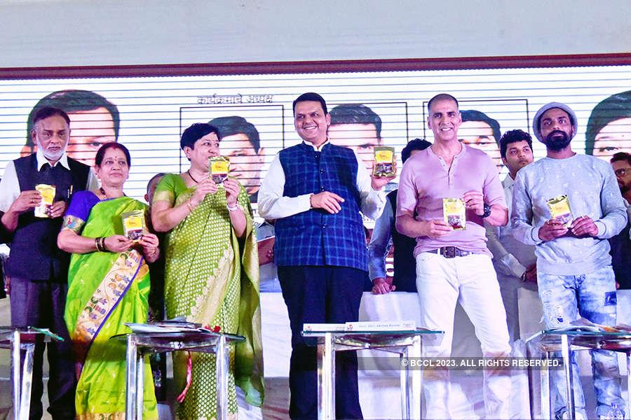 Akshay Kumar at Versova Festival 2018