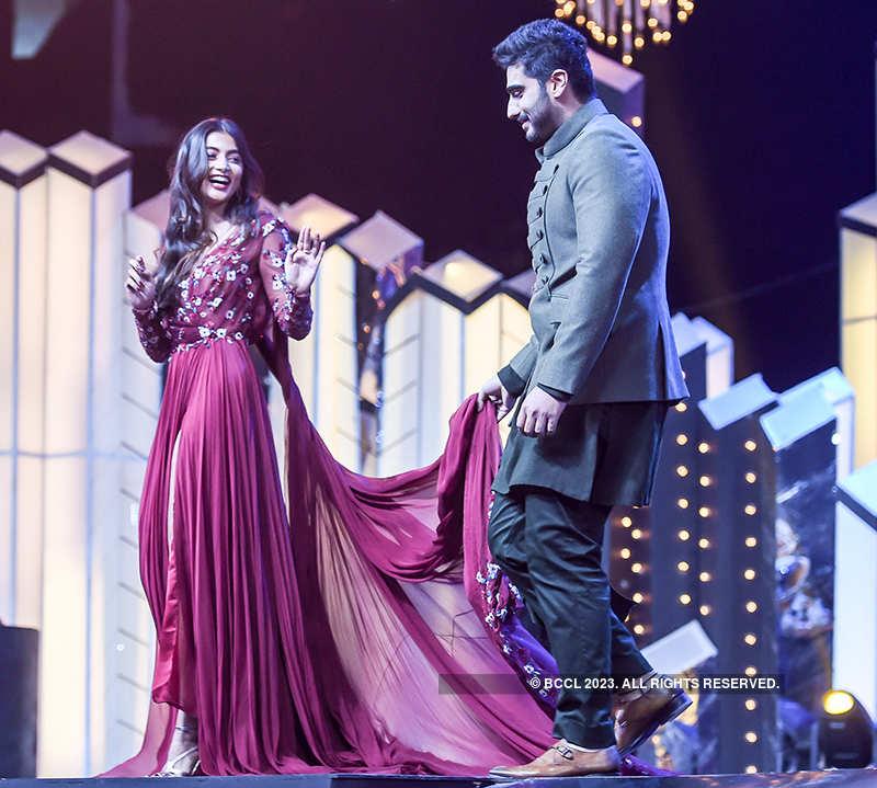63rd Jio Filmfare Awards: Best Shots