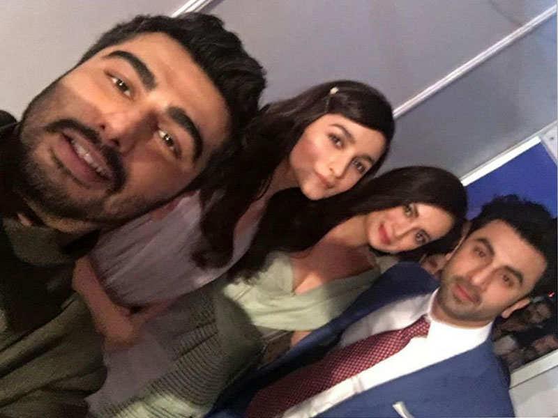 63rd Jio Filmfare Awards 2018: Ranbir Kapoor, Alia Bhatt