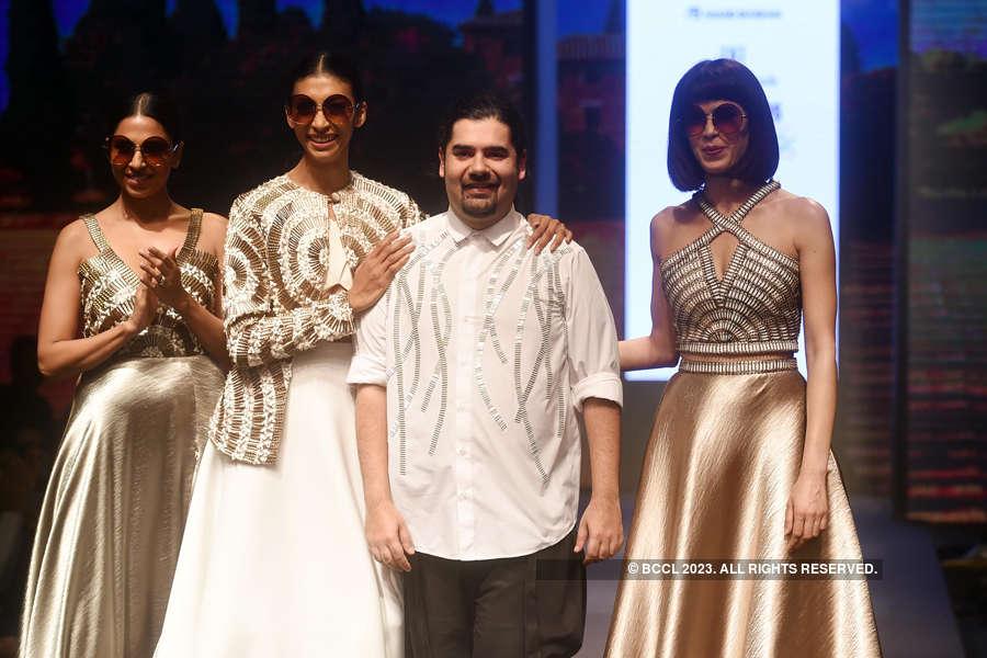 Delhi Times Fashion Week 2018: Anand Bhushan