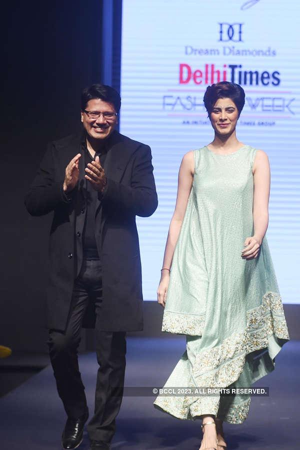 Delhi Times Fashion Week 2018: Niki Mahajan