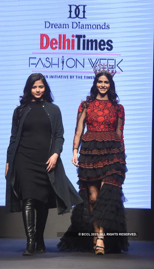 Delhi Times Fashion Week 2018: Neetu Singh