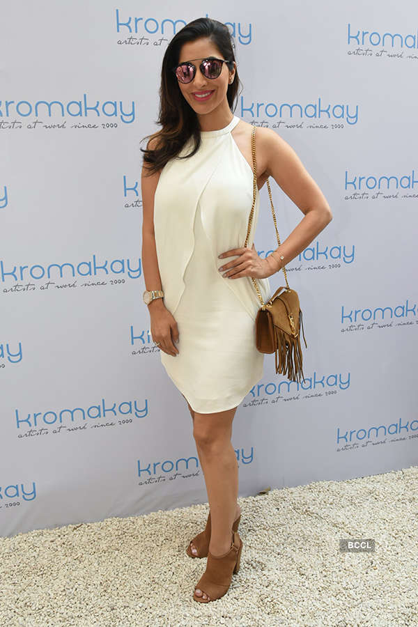 Celebs attend Kromakay's 17th anniversary celebration