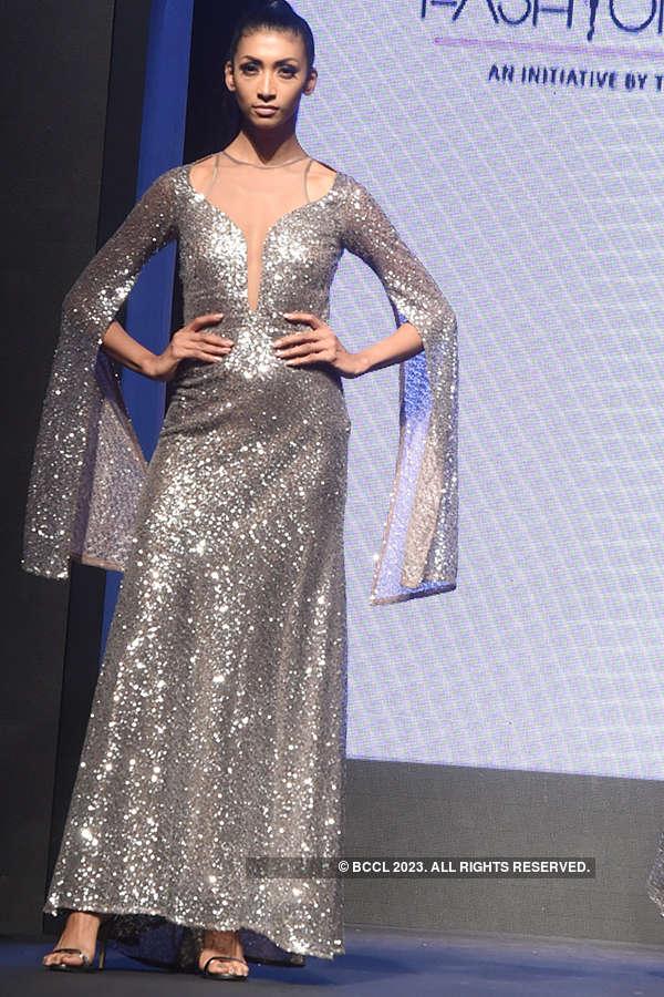 Delhi Times Fashion Week 2018: Day 2: Ashfaque Ahmad